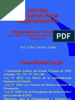presupuesto general DIAPOSITIVA.ppt