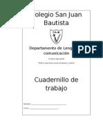 Anexo de Trabajo Para Unidad 1, 2 , 3 y 4 Cuadernillo 4º (3)