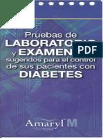 Laboratoriales Examenes Diabetes