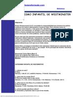Catecismo Infantil IPO
