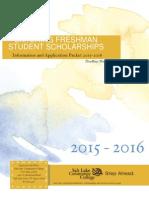 2015-16-freshman-scholarship-booklet