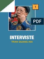 Interview to Tran Quang Hai