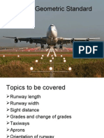 Airport Geometric Standard