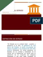La Función Del Estado - Presentación