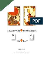 Nyankopon and Nyankonton Ra and Rait