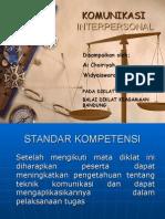 Presentation Teknik Komunikasi.ppt