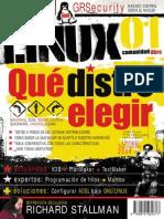 Revista User Linux Tomo 1