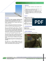09.Tunnel Convergence Monitoring System(ACE-TCS)