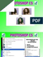 Cambiar El Color de Cabello en Photoshop