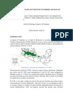 Geomorfología Del Sector Ne de Tacámbaro