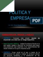 Curso Politica y Empresa 2,014-i - Copia
