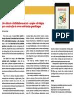 Release Livro Cultura Digital Na Escola
