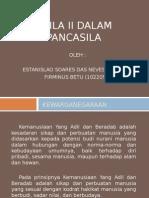 Makna Sila II