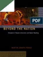 Diasporic Filipino Literature and Queer Reading