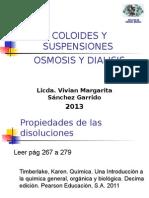 osmosis y hemodialisis