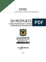 DPAE 50 Respuestas