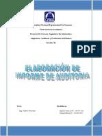 Tema9-Informe de Auditoria