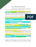Análisis Código Monetario y Financiero