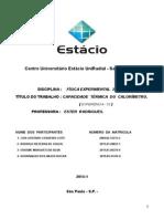 Trabalho de FISICA EXPERIMENTAL 2  ( Experiência - 03 )_10-04-2015.docx