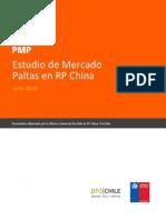 Estudio de Mercado Palta China PMP