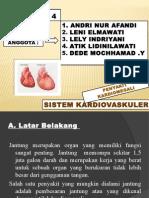 POWER POIN Sitem Kardiovaskuler