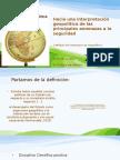 Consideraciones Geoplíticas sobre Seguridad y Medio Ambiente