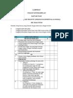 Daftar Tilik KIE Real Praktikum