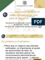Los Negocios Futuros en el sector Agropecuario.ppt