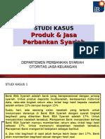 Studi Kasus Produk Dan Jasa Bank Syariah Seri I - SBU