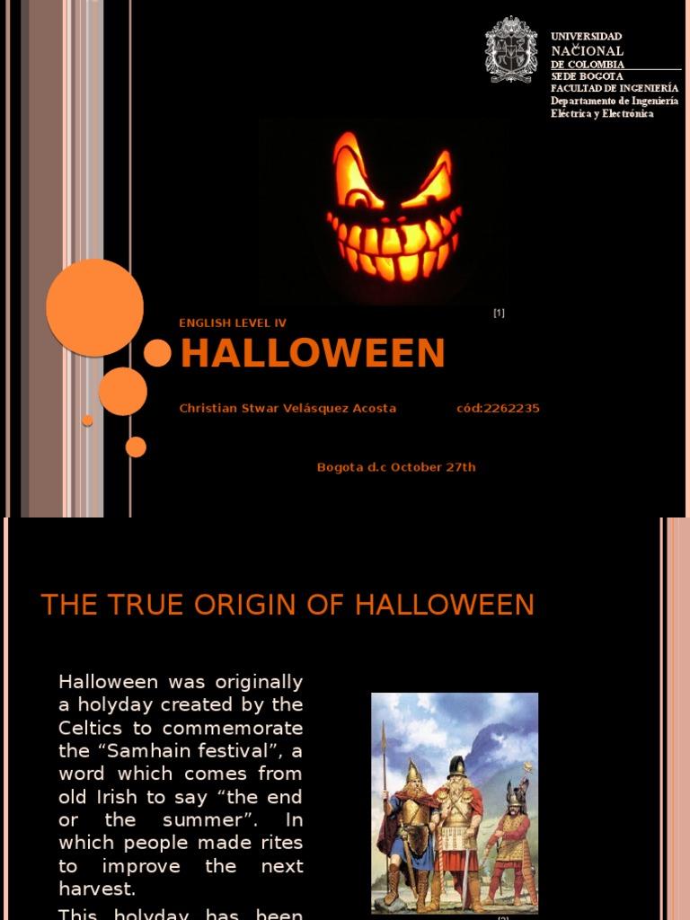 halloween presentation | halloween | autumn
