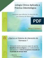 Factores Que Afectan La Eleccion de Un Sistema Dr Omar Carrasco