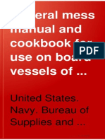 Navy Cookbook1904
