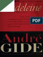 Gide, André - Madeleine (Knopf, 1952)
