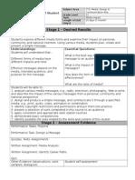 unit assessment plan - cts exemplar