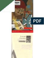 10. La Escuela y Los Textos Ana Maria Kaufman Maria Elena Rodriguez Cap. 1y 2