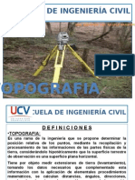 Escuela de Ingeniería Civil i - II