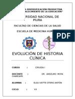 EVOLUCIÓN HC2