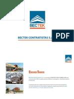 Direccion comercial - Bectek