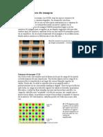 Tipos de Sensores de Imagen