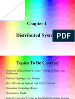 Chapter 1 (Distributed Systems) (2)