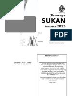 Buku Aturcara Sukan 2015