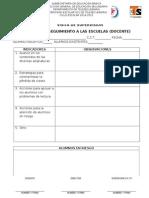 Ficha de Supervisión