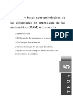discalculia  tema5