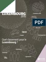 Quel classement pour le Luxembourg ?