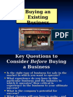 ENT 2423 - Chapter 3 Buying a Business.ppt