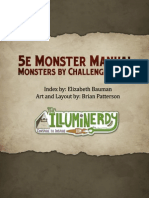 EB Bauman Monster Index