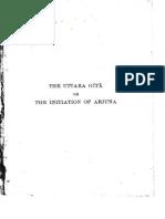 The Uttara Gita - B.K.laheri - 1928
