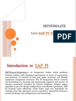 Live SAP PI Training