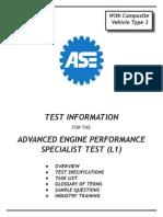 Advanced L1 White StudyGuide