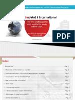 Construdata21 International 2014